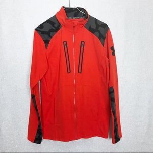 Under Armour Men Combine Fitted Training Jacket